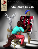 Issue #3 - The Face of God