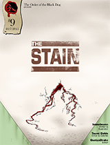 Issue #9 - The Stain