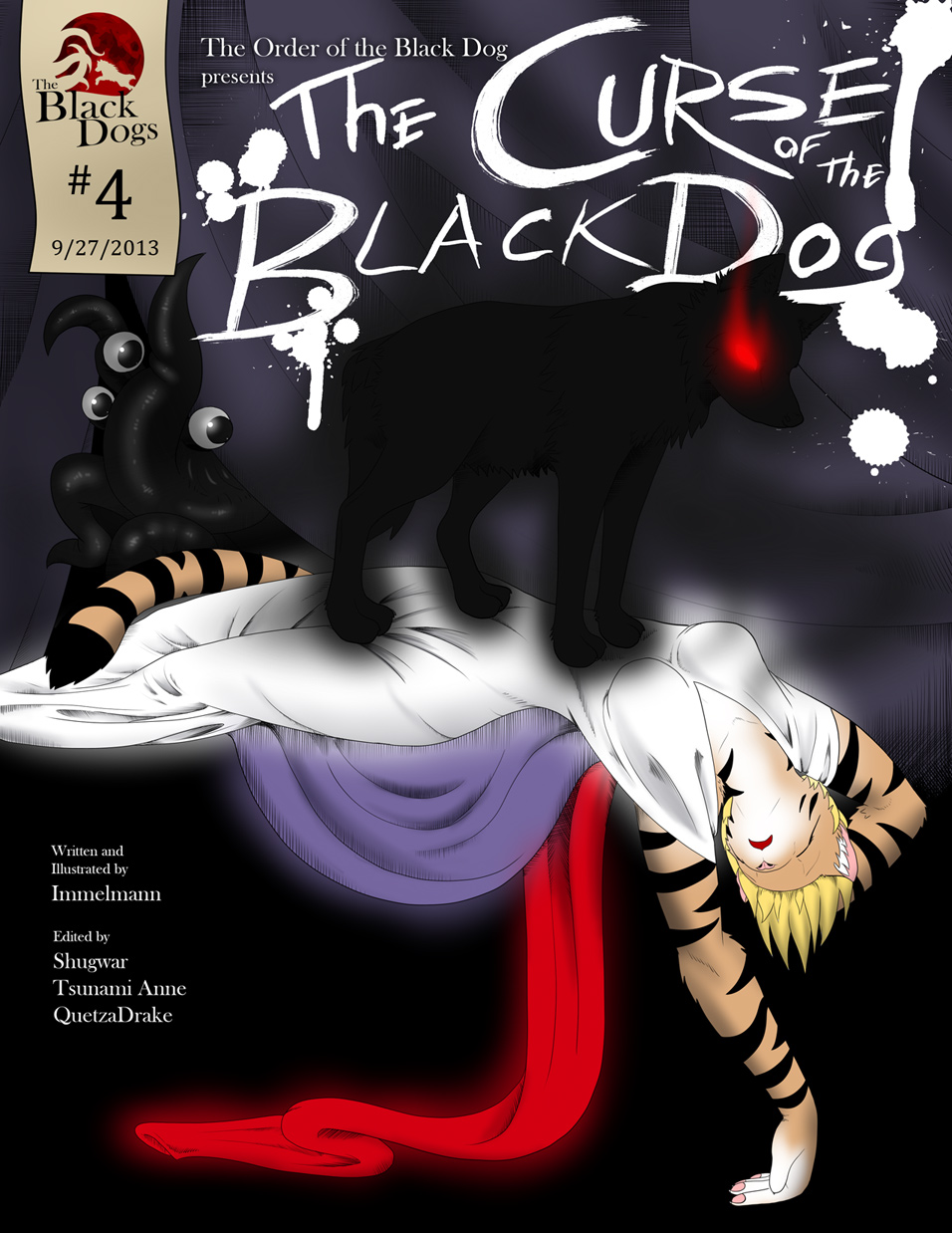 Issue 4, Page Cover
