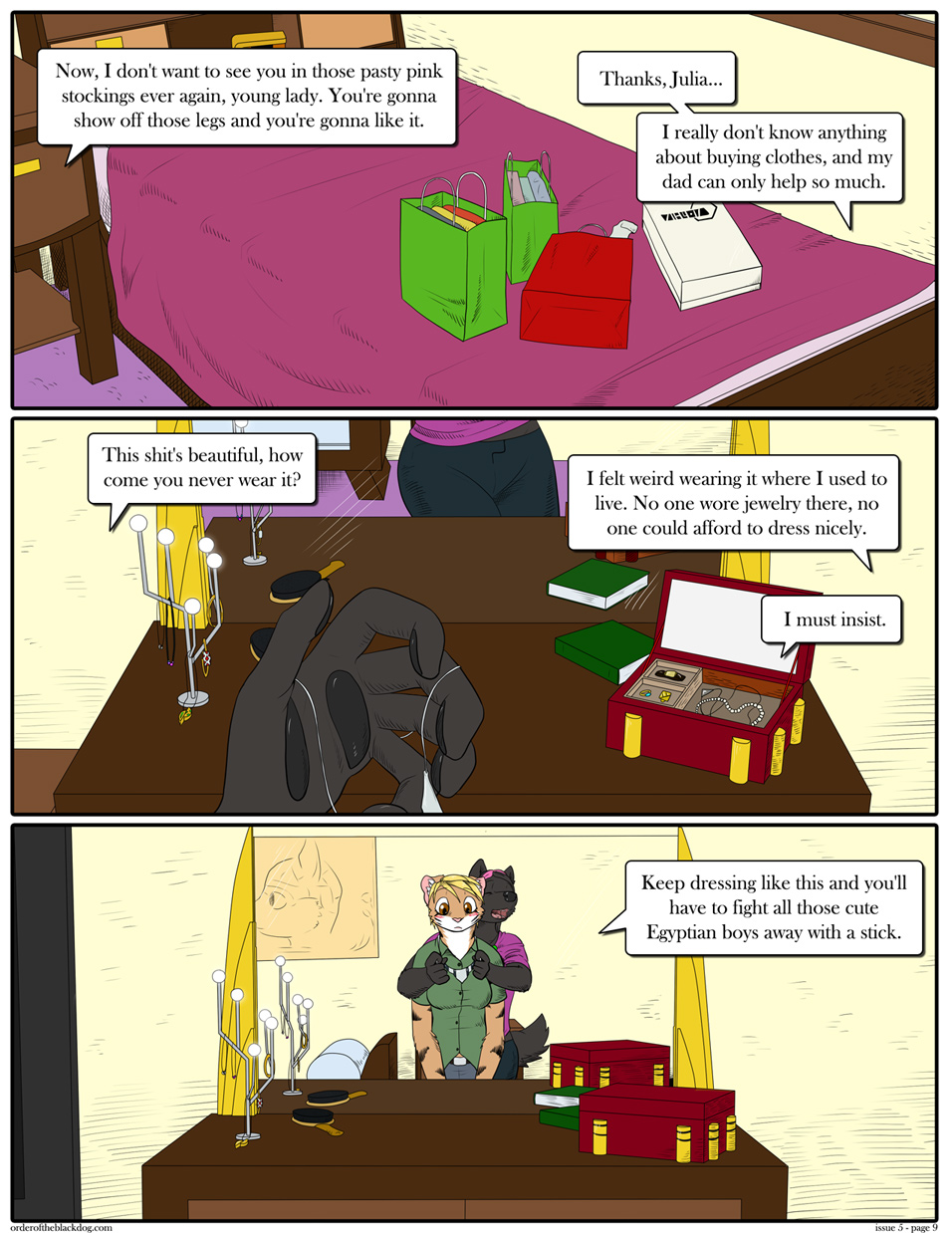 Issue 5, Page 9