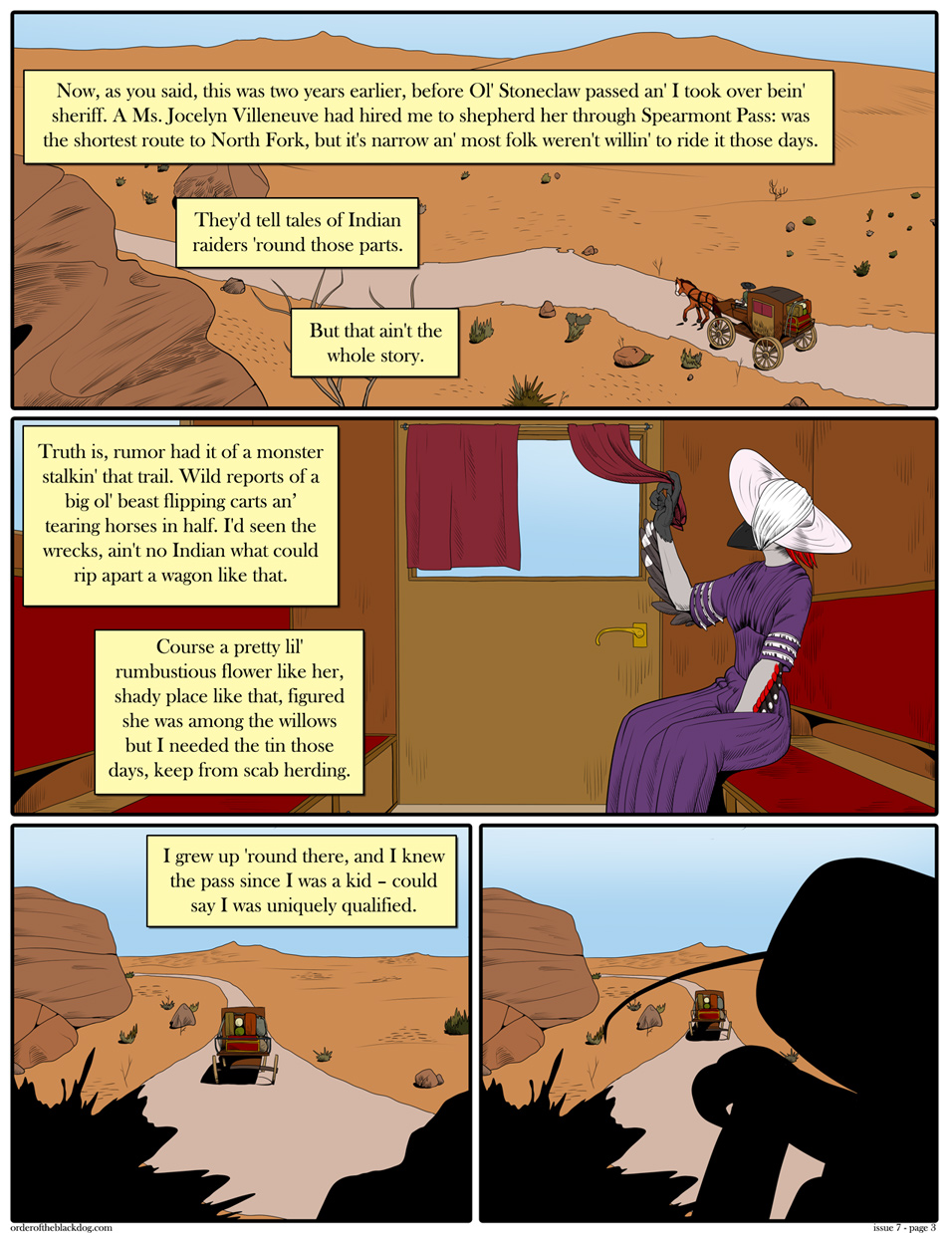 Issue 7, Page 3