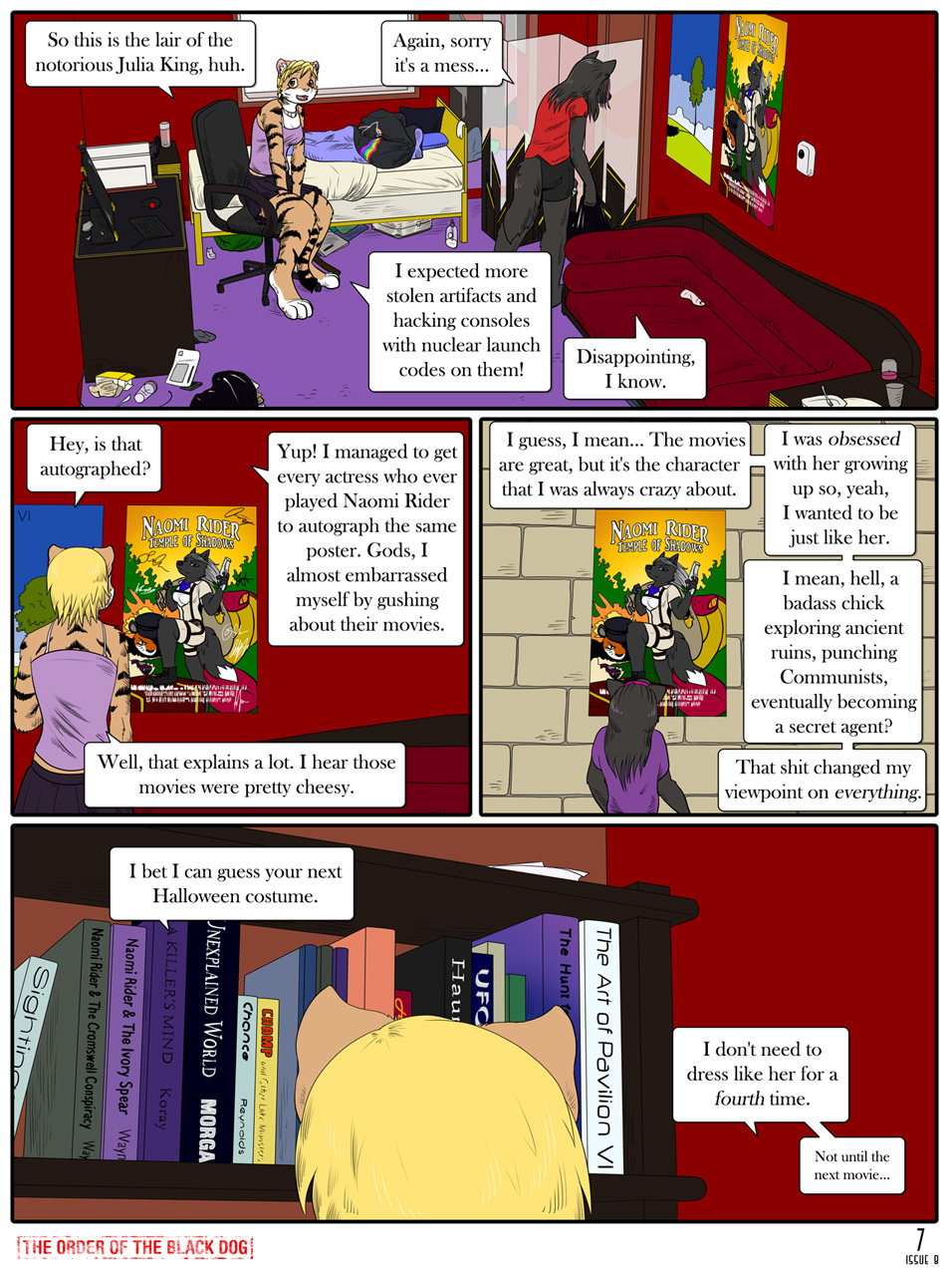 Issue 8, Page 7