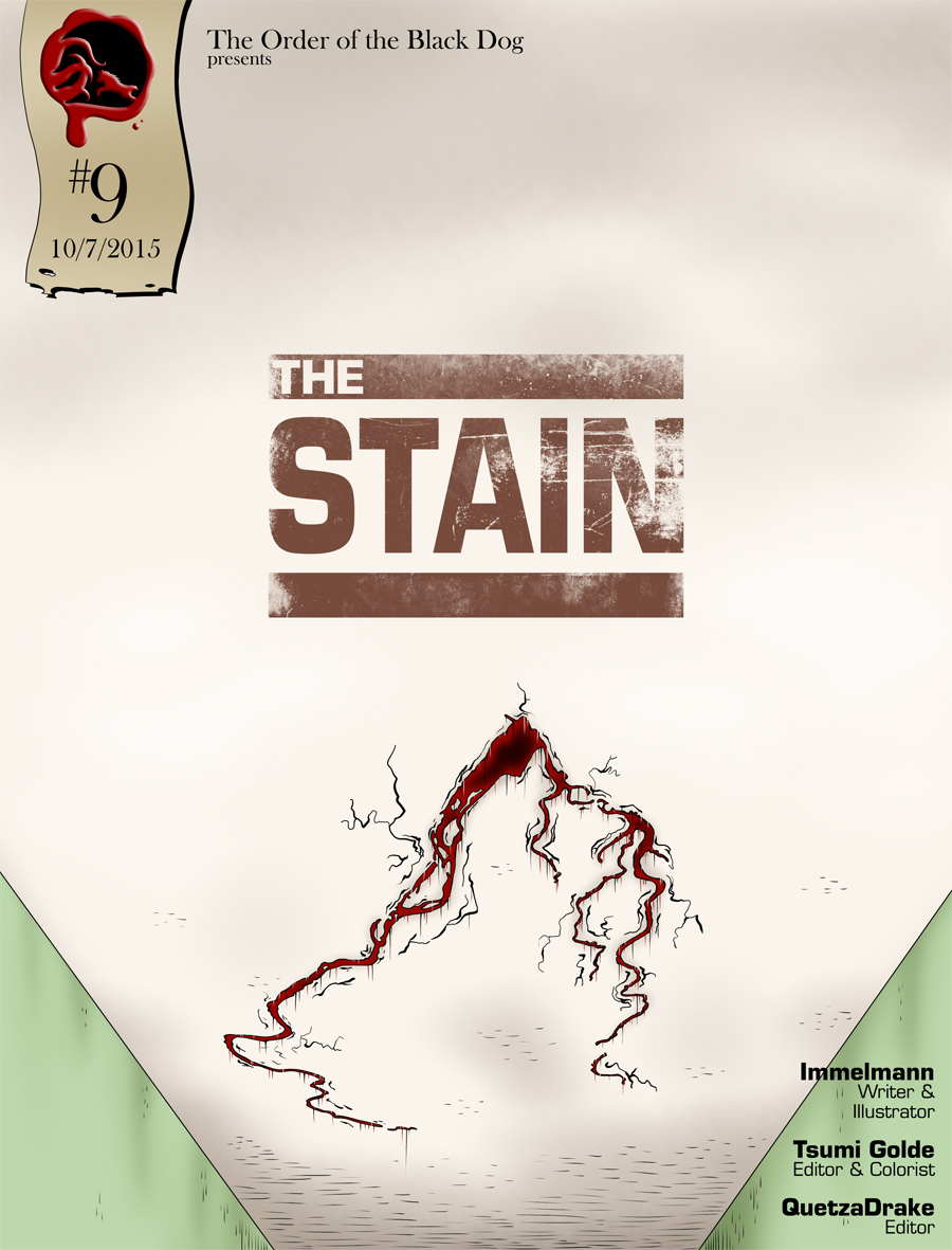 Issue 9, Cover
