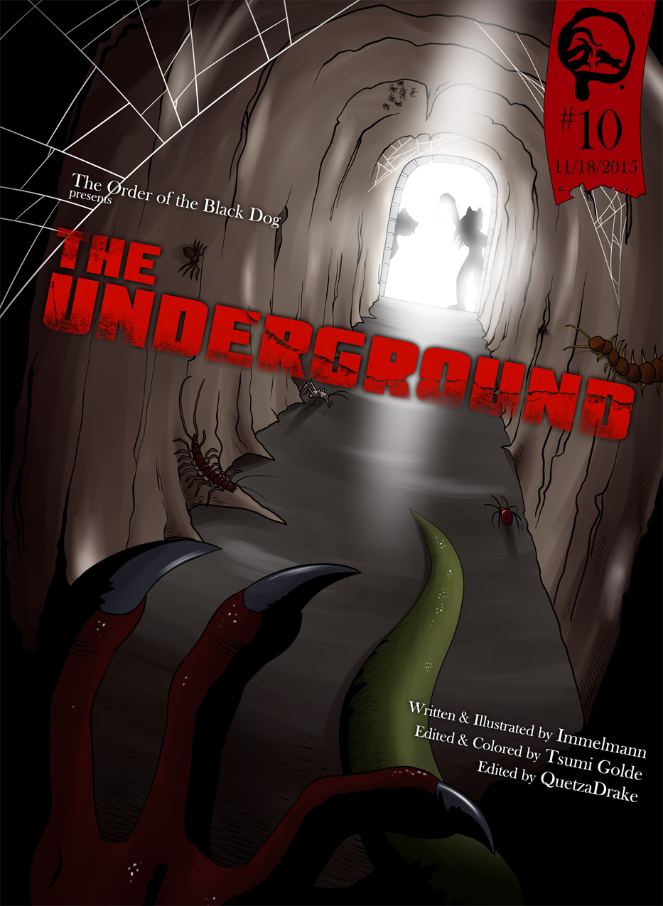 Issue 10, Cover