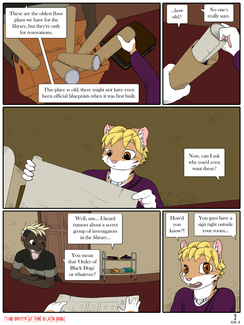 Issue 10, Page 2