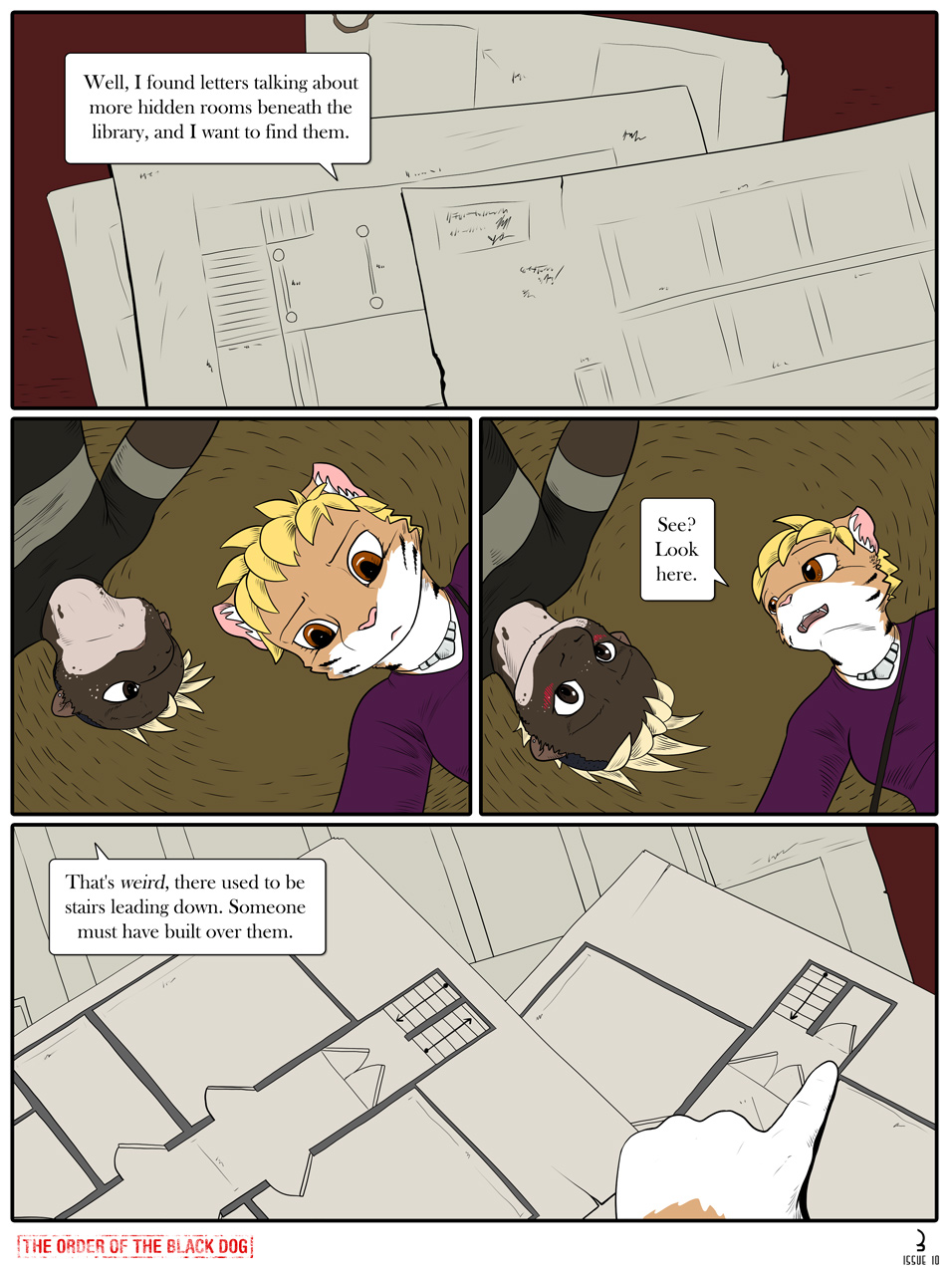 Issue 10, Page 3