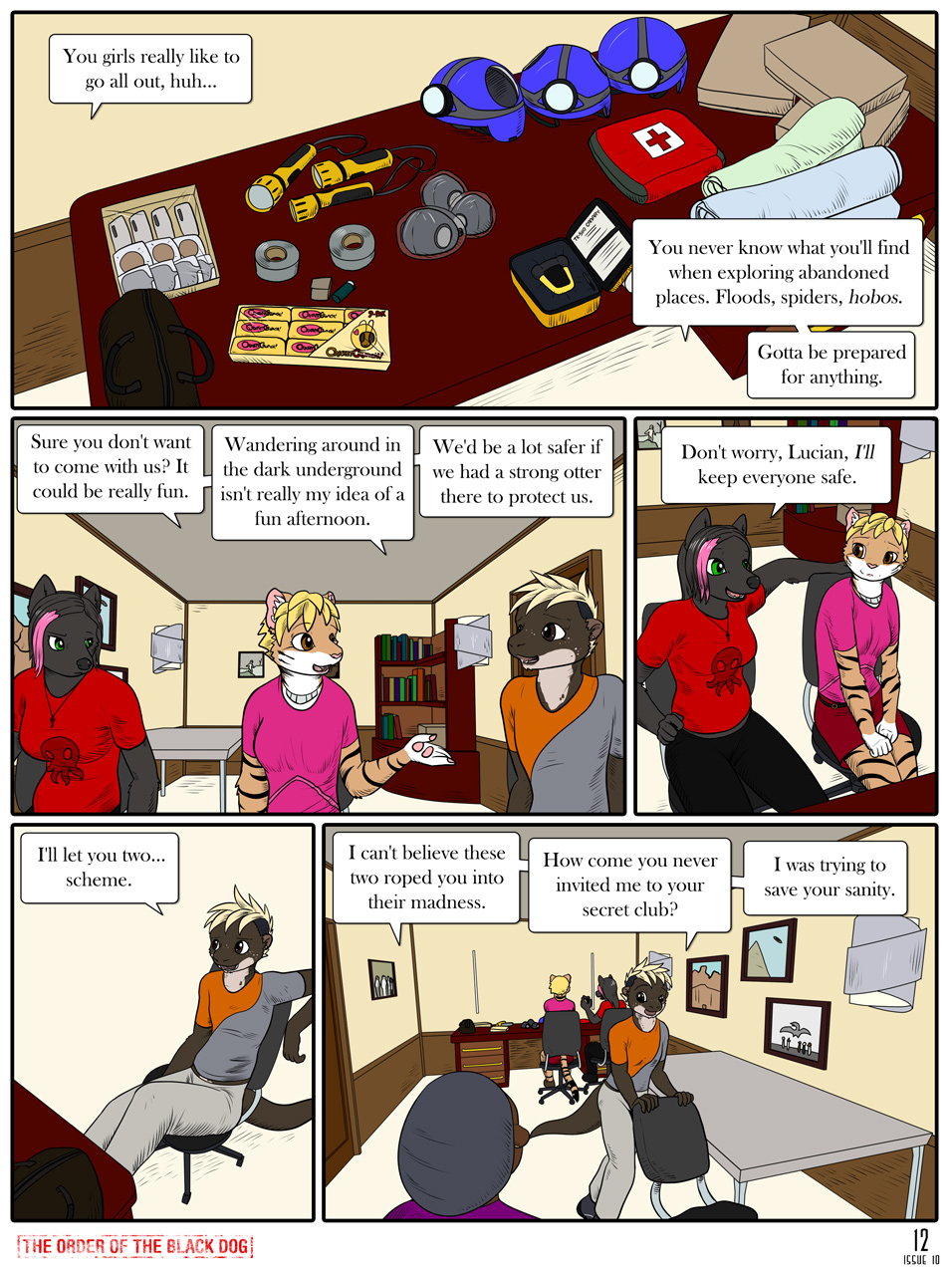 Issue 10, Page 12