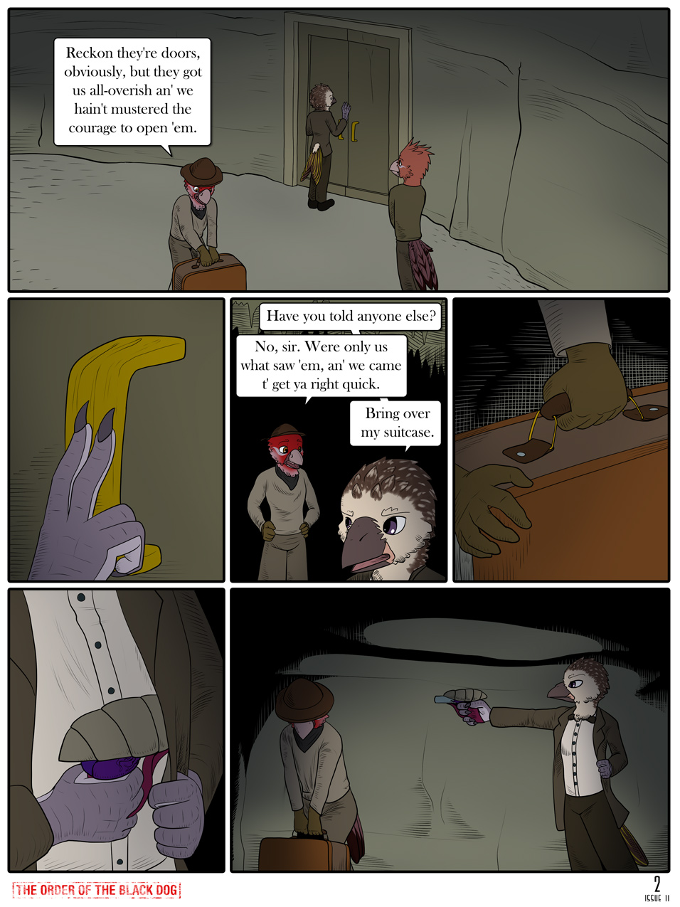 Issue 11, Page 2