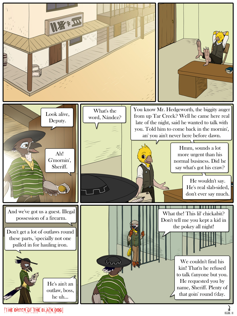 Issue 11, Page 3