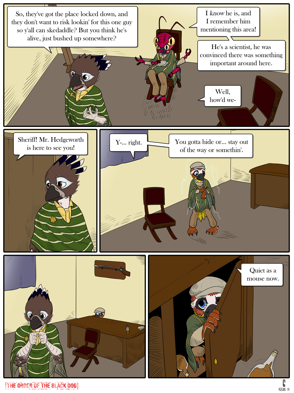 Issue 11, Page 6