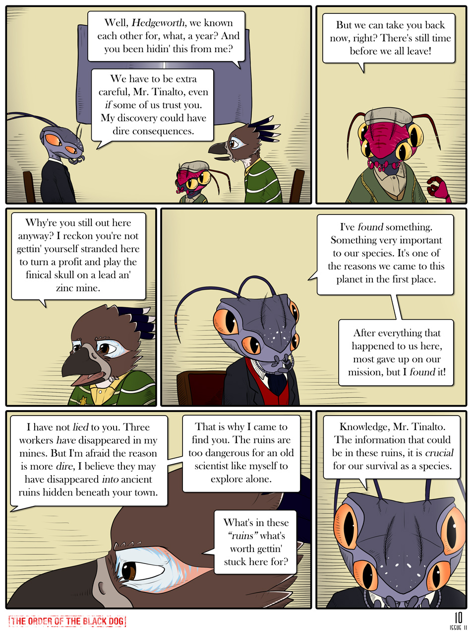 Issue 11, Page 10