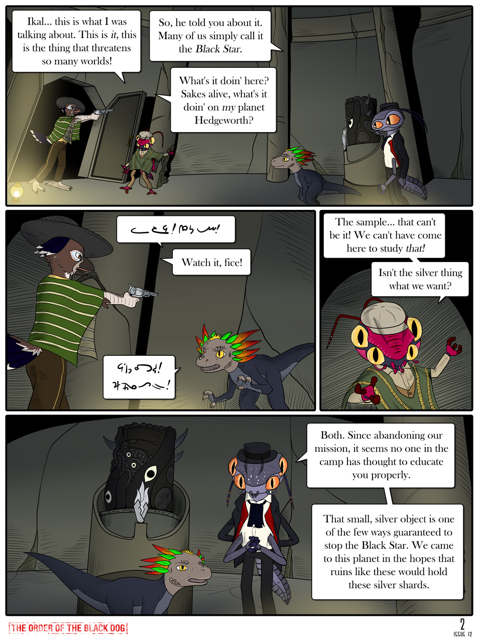 Issue 12, Page 2