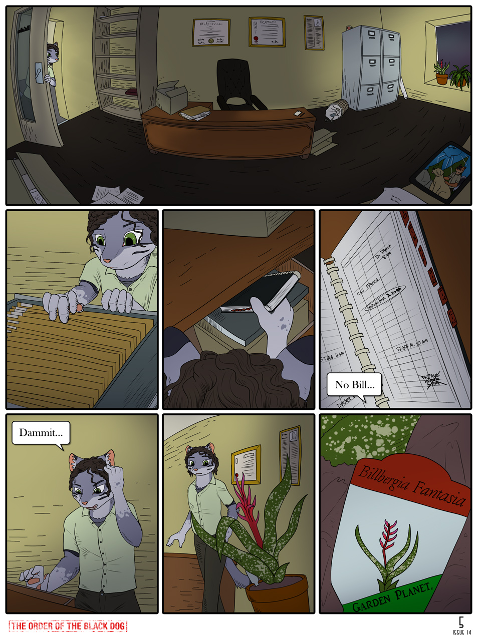 Issue 14, Page 5