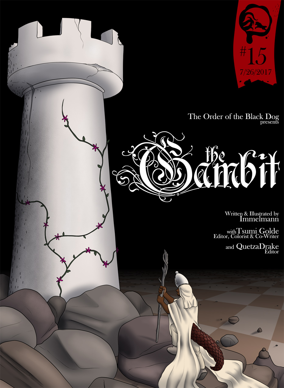 Issue 15, Cover