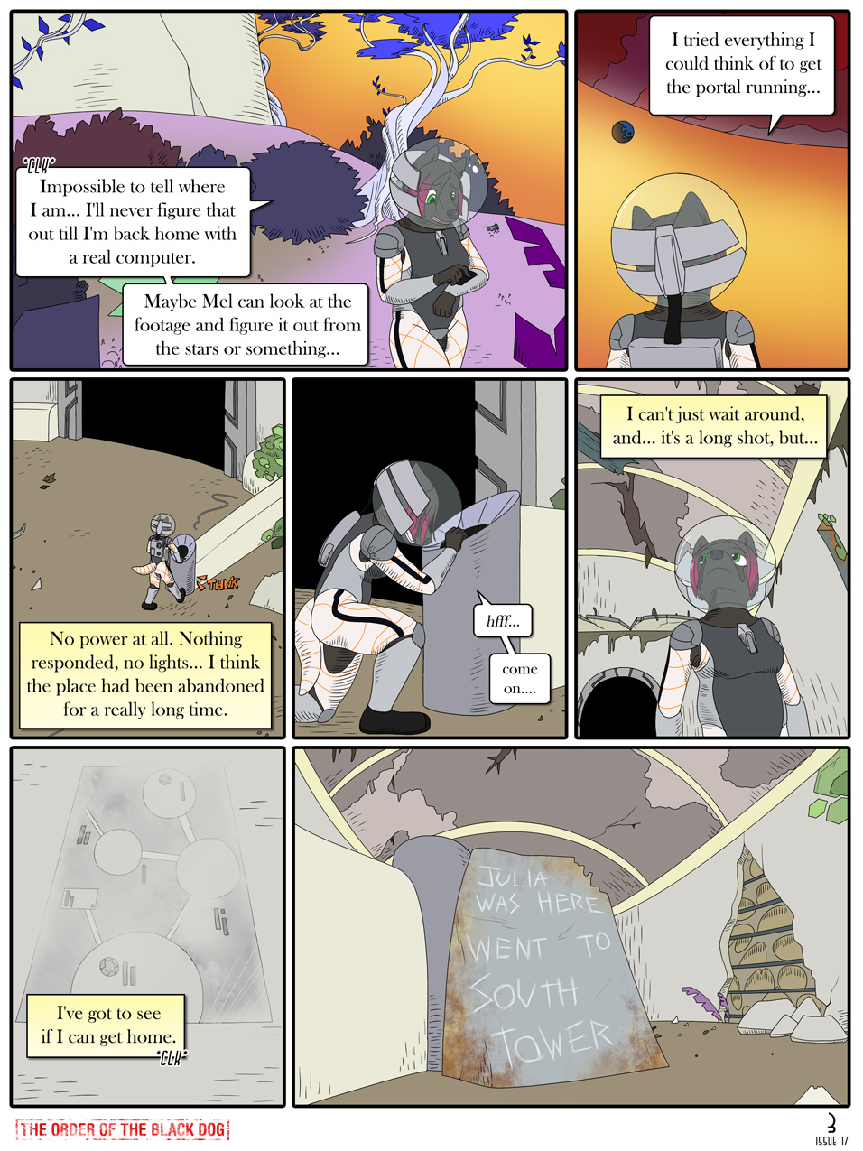 Issue 17, Page 3