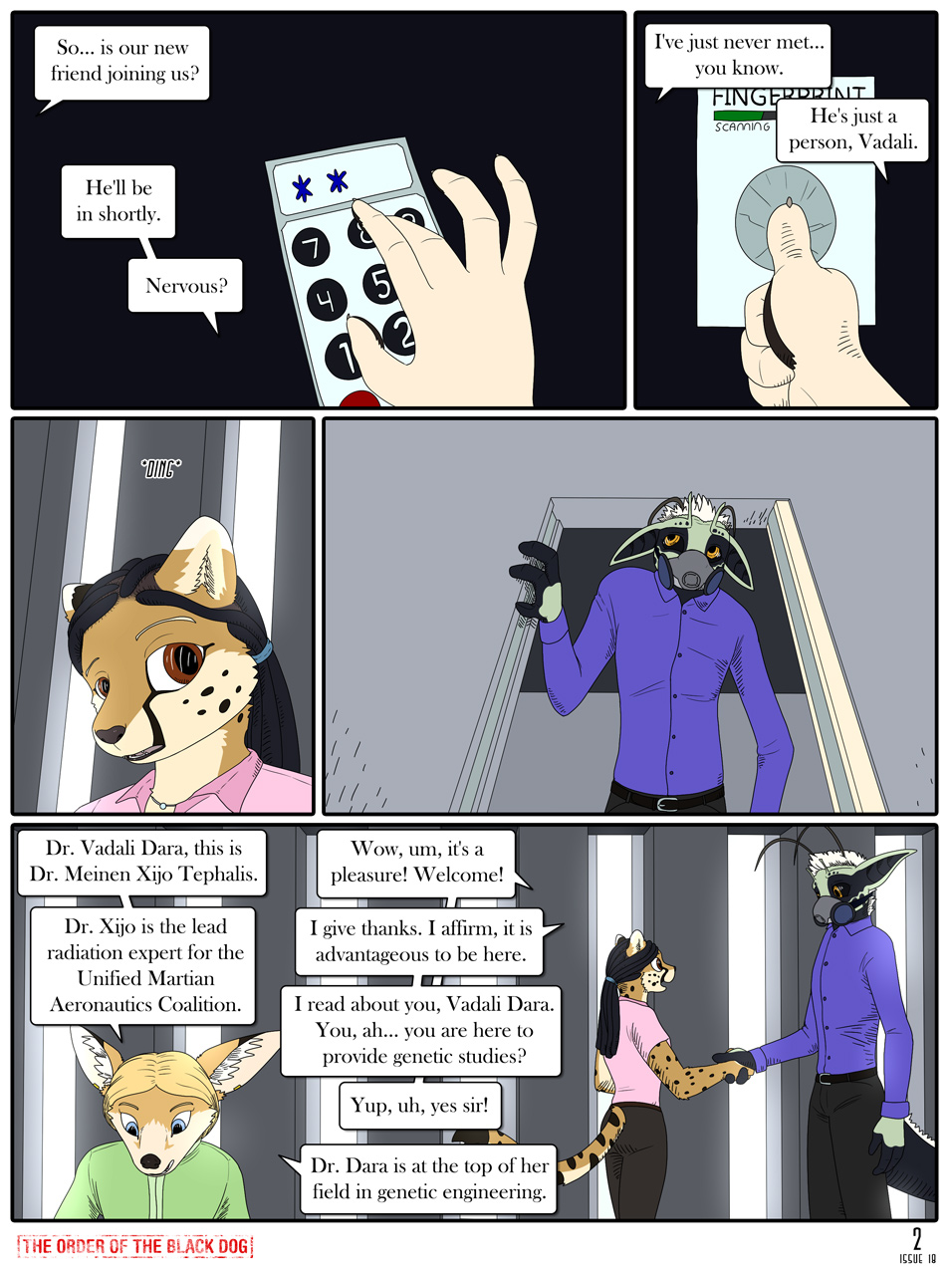 Issue 18, Page 2