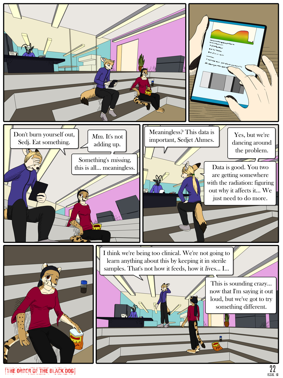 Issue 18, Page 22