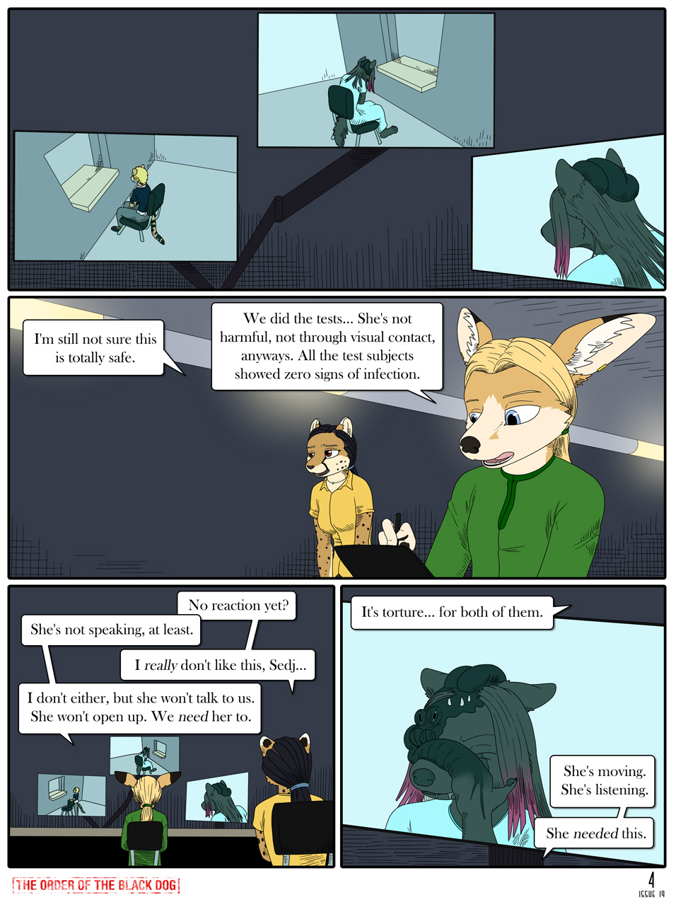 Issue 19, Page 4
