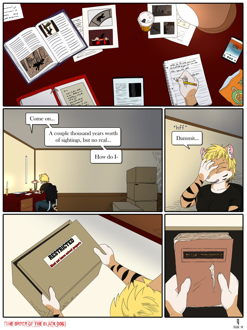 Issue 19, Page 9
